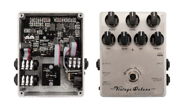 Darkglass Electronics Vintage Deluxe and Duality Bass Pedals