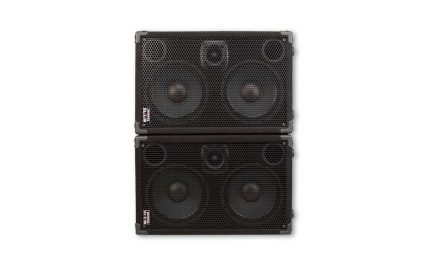 Wayne Jones Audio WJ 2×10 and WJ 1×10 Bass Cabs