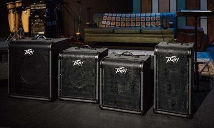 Peavey® MAX® Bass Amp Series Wins Editor's Choice Award