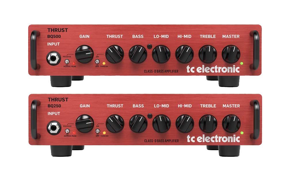 Introducing BQ250 & BQ500 bass heads