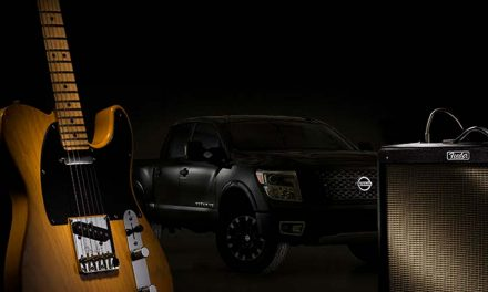 2019 Nissan TITAN to feature segment exclusive Fender® Premium Audio System by Panasonic
