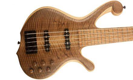 "The Bordwell Ball 5 Bass Guitar – ""Have A Ball … Five"""