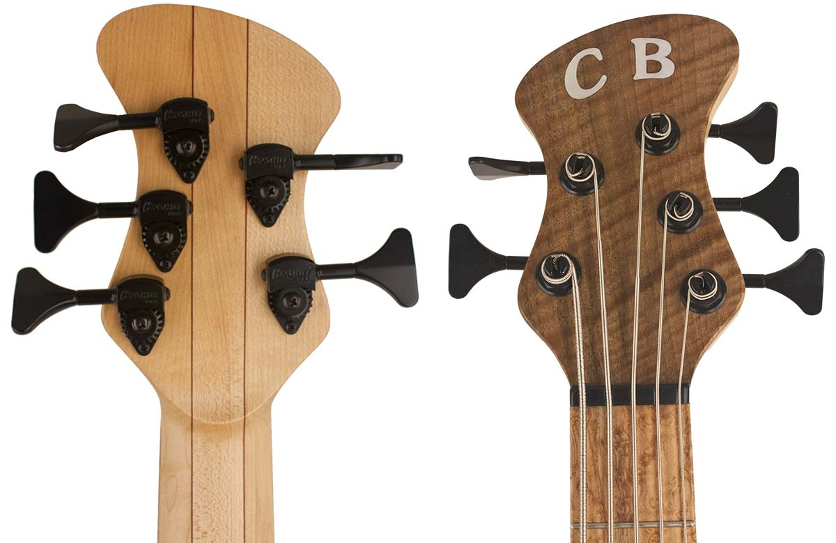 Bordwell Ball 5 Bass Guitar