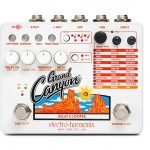 Electro-Harmonix Unveils The Grand Canyon, Its Most Advanced Multifunction Delay & Looper Pedal To Date