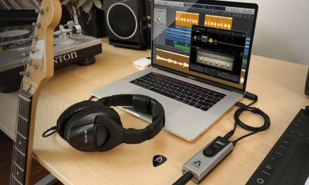 Apogee Introduces Jam+ Instrument Input and Stereo Output USB Interface for Mac, iOS, and Windows