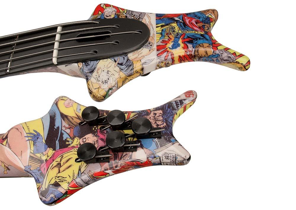 Ritter Xmen Bass Guitar