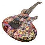 """""""Mutant Uprising"""" – Ritter """"The X-Men"""" R8 Concept 5-String Bass Guitar"""