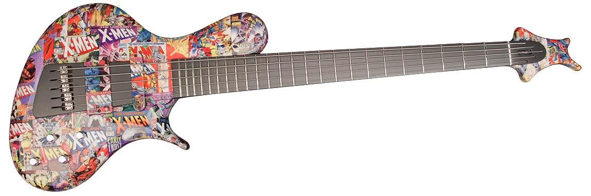 Ritter Xmen Bass