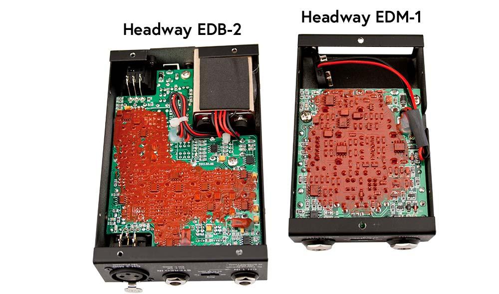 Amp Lab: Headway EDM-1 and EDB-2