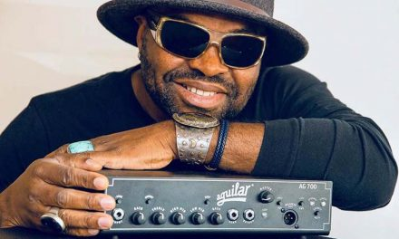 Aguilar Amplification Welcomes Etienne Mbappé To Its Artist Roster