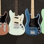 Fender Announces the American Performer Series Active