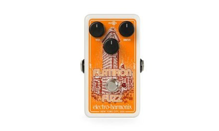 Electro-Harmonix Introduces The Nano Battalion Bass Preamp and Overdrive