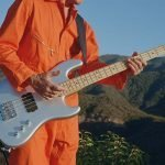 Fender Unveils Second Artist Signature Series Flea Bass With Red Hot Chili Peppers Bass Player