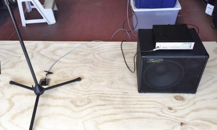 (Submitted Article) – Bass Amplifier Isolation