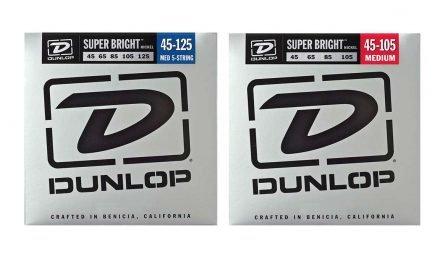 Quick Look – Dunlop Super Bright Nickel Strings