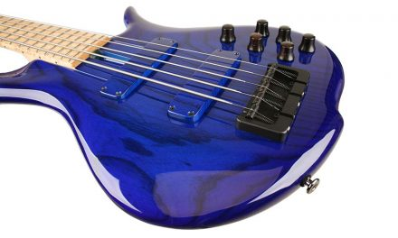 """""""Canadian Duo"""" – F Bass BN5 and VF4-P Bass Guitars"""