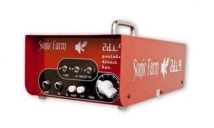 Sonic Farm 2di4 Pentode Direct Box