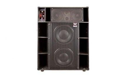 FLEXing Some Sonic Muscle -Michael Arnopol Soundworks MAS-210Flex Bass Cab