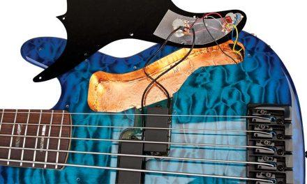 Bass Lab – Carvin PB5