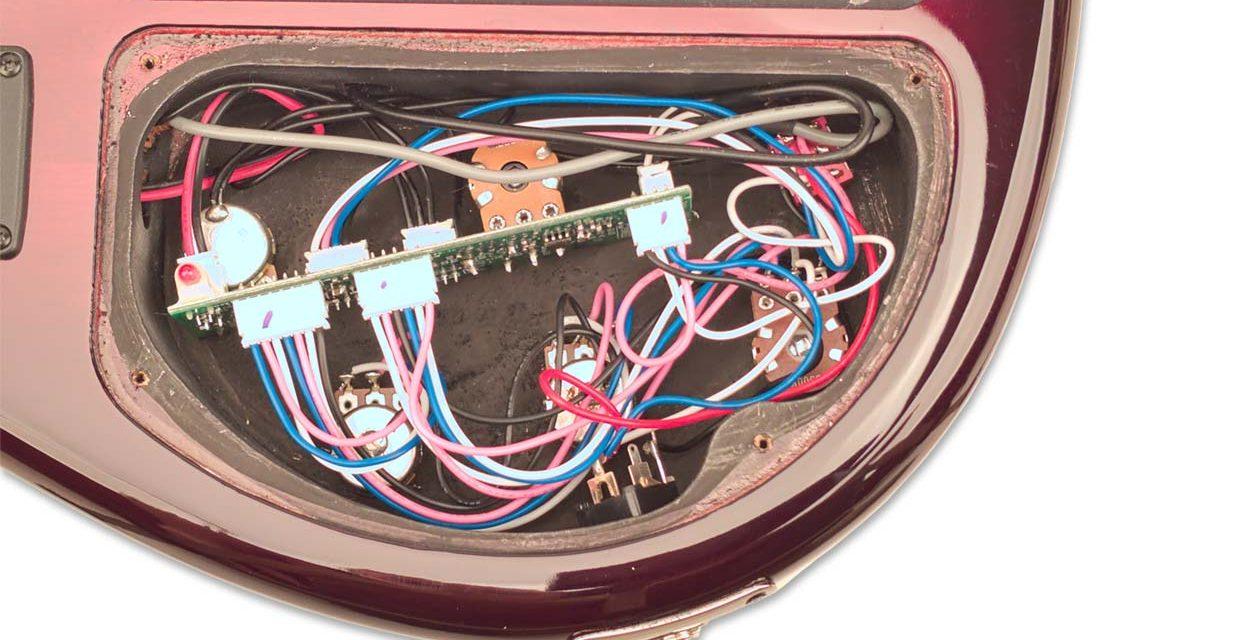 Bass Lab – Yamaha TRBX605FM Bass Guitar