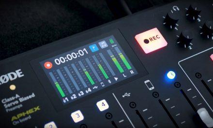 RØDE Microphones Announces Major Firmware Update RØDECaster Pro