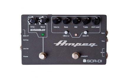Bassic Review – Ampeg SCR-DI Bass Pedal