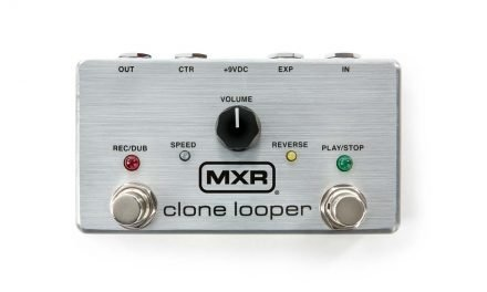 MXR Clone Looper Pedal: Available October 1st