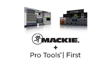 Mackie Partners with Avid®