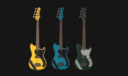 New Fallout Short Scale Bass