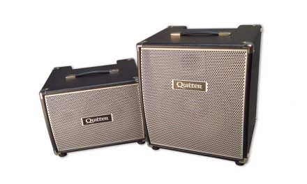 """Maximized Minimization"" – Quilter Bass Block 800 and Bass Block 802 Bass Heads and Bassliner and BassDock Bass Cabs"
