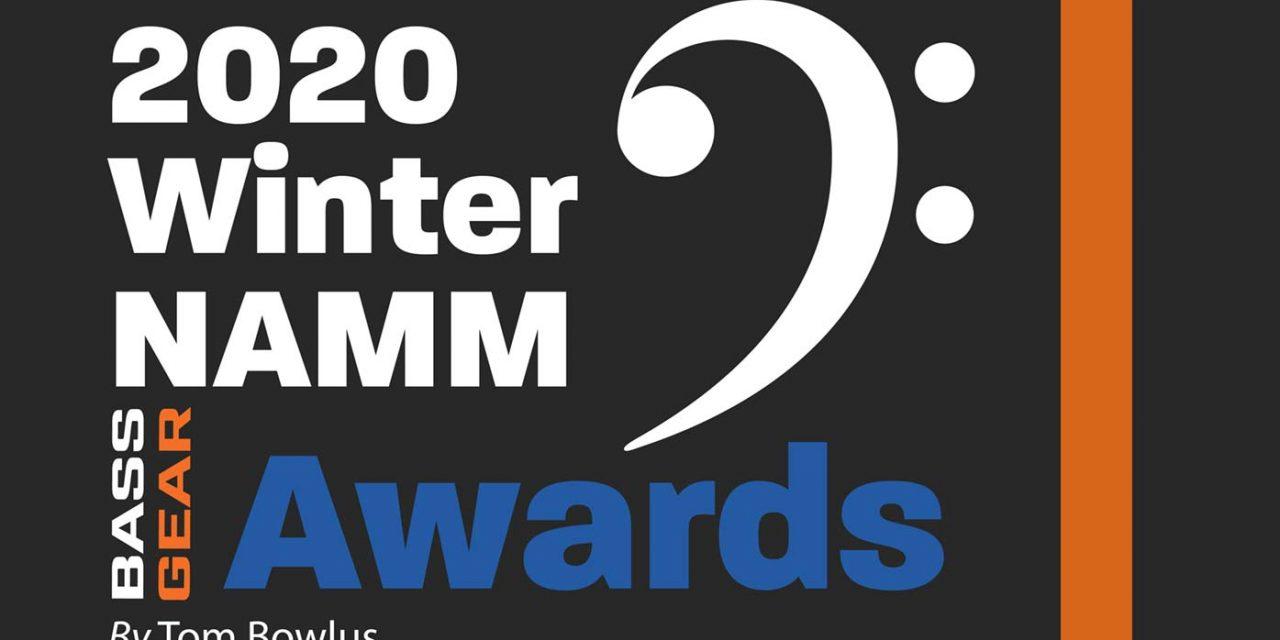 2020 Winter NAMM Show Awards