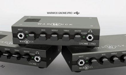 Warwick Press Release – NAMM Show 2020: Warwick GNOME Bass Amp Heads – Preview
