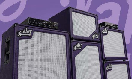 "Aguilar Amplification Announces New Limited Edition SL ""Royal Purple"" Cabinets"
