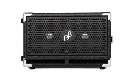 PJB C2 Refines Bass Cabinet Size