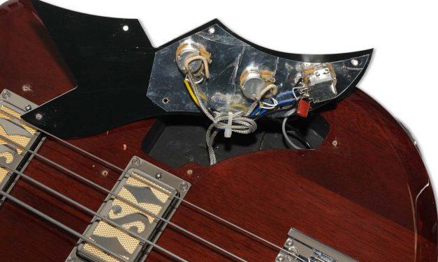 Bass Lab – Supro Huntington II