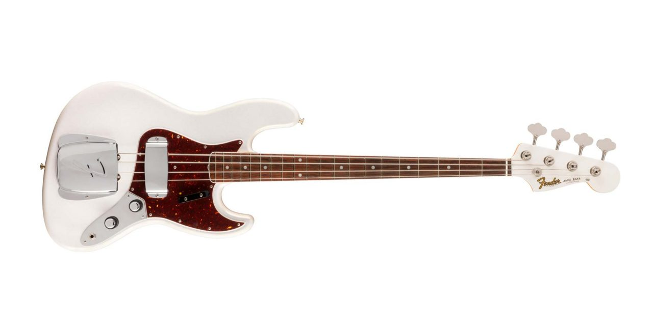Zoom Chat with Justin Norvell re 60th Anniversary Jazz Bass