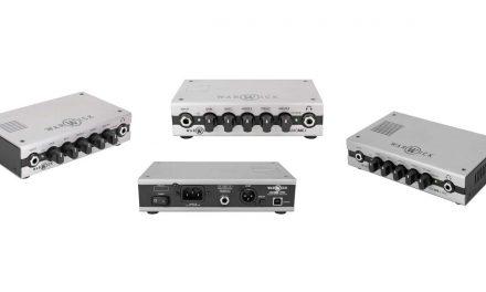 Warwick Press Release: Gnome, Gnome i & Gnome i Pro Pocket Bass Amp Heads