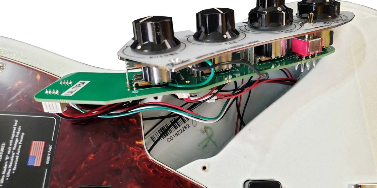 Bass Lab – Fender® American Ultra Jazz Bass® V