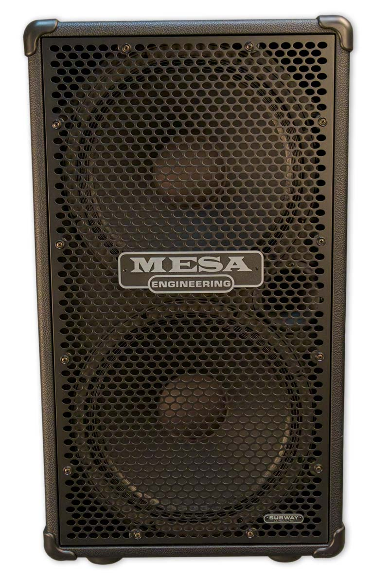 MESA/Boogie Subway Ultra-Lite 2x15 Vertical Bass Cab