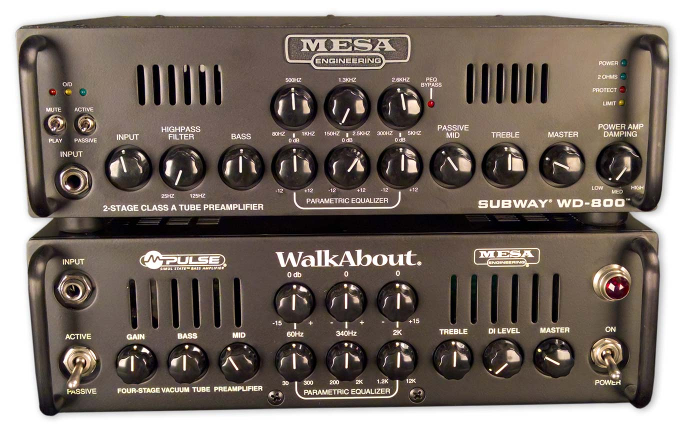 MESA/Boogie Subway WD-800 Bass Head