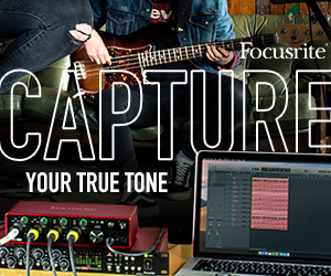 Advertisement-Focusrite