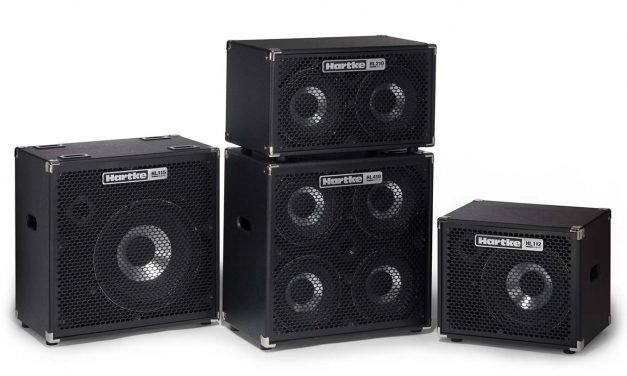 Hartke Introduces New Lightweight  HyDrive HL Series Bass Cabinets