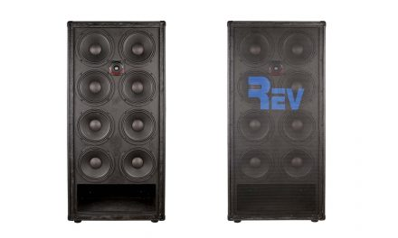 "Revsound RS88T Bass Cab – ""Eight is Enough"""