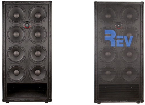 Revsound RS88T Bass Cab