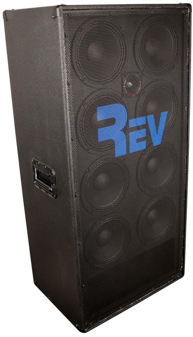 Revsound RS88T Bass Cab