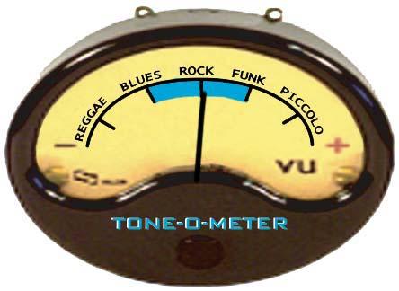 Revsound RS88T Bass Cab Tone O Meter