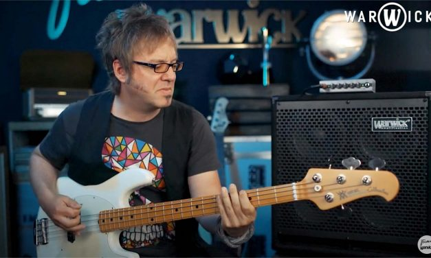 Warwick Press Release: Video-Presentation Warwick Gnome Pocket Bass Amp Head