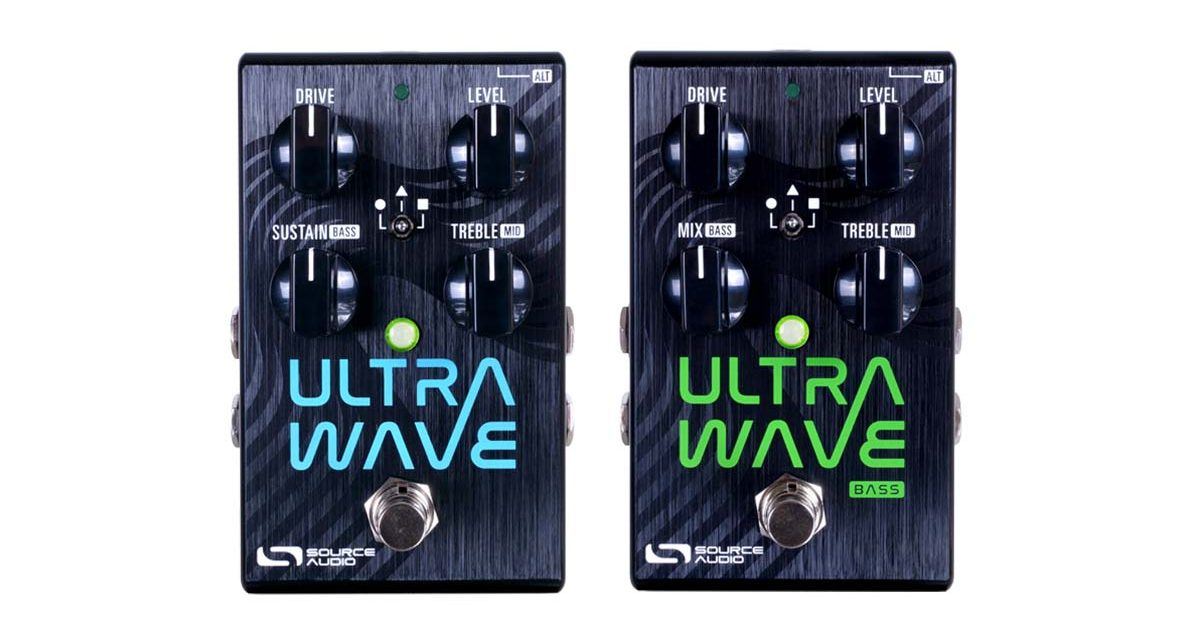 The Ultrawave Multiband Processor  & Ultrawave Multiband Bass Processor Have Arrived!!!