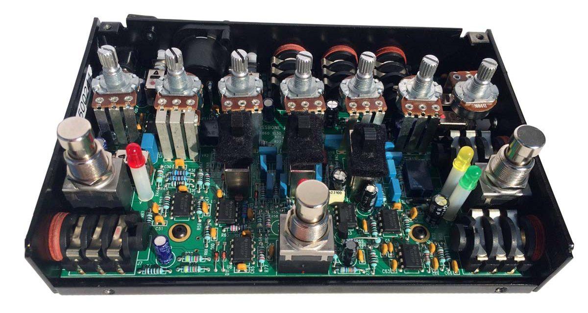 AMP Lab – Radial Tonebone Bassbone V2